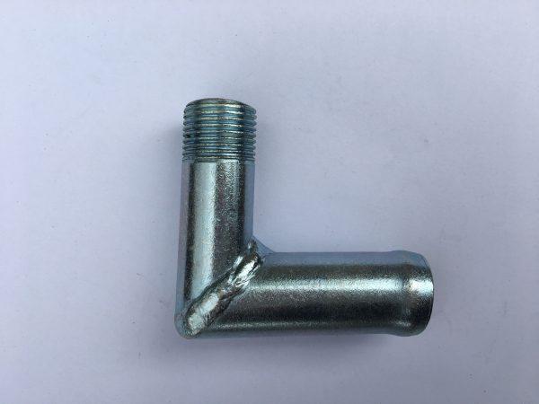 Угольник с резьбой металлический d=18*М16 ГАЗ-3302