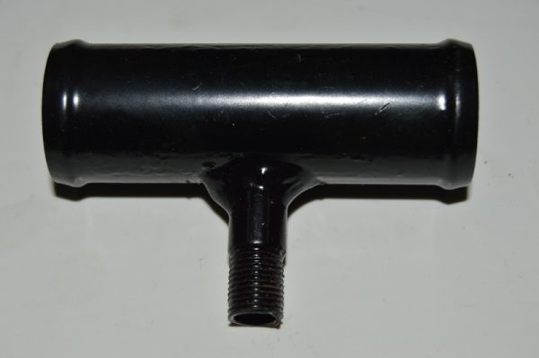 Тройник металлический d=20*8*20 угол 90° под вентильную резьбу
