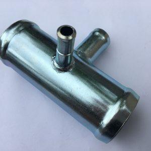Труба радиатора ГАЗ-3302 Бизнес с одним отводом (33023-1303018)