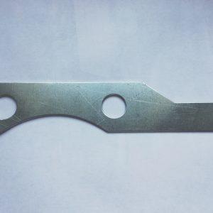 Прокладка коллектора выпускного дв. 406 (406.1008027-01)